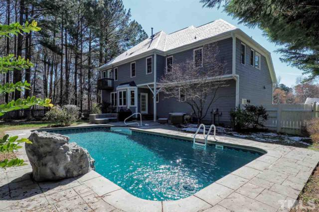 2508 Forest Lake Court, Wake Forest, NC 27587 (#2179093) :: The Perry Group