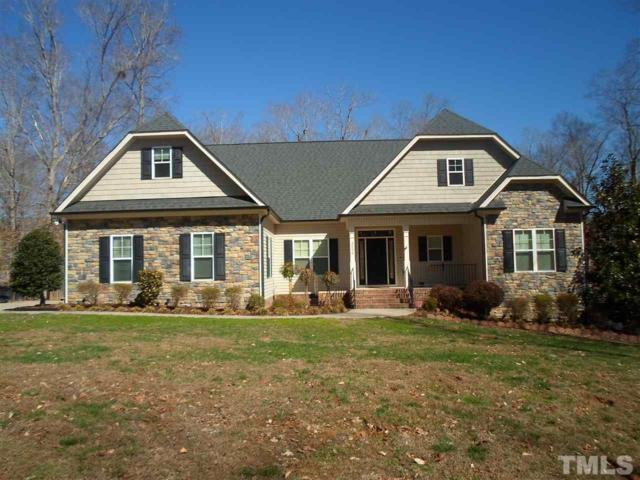 3556 Saddle Ridge Road, Stem, NC 27581 (#2179110) :: Rachel Kendall Team, LLC