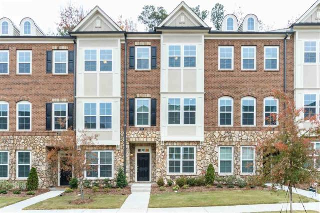 821 Bankston Woods Way #74, Raleigh, NC 27609 (#2179236) :: Raleigh Cary Realty