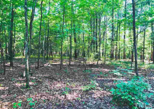 Lot B Arcadia Lane, Pittsboro, NC 27312 (#2179405) :: M&J Realty Group