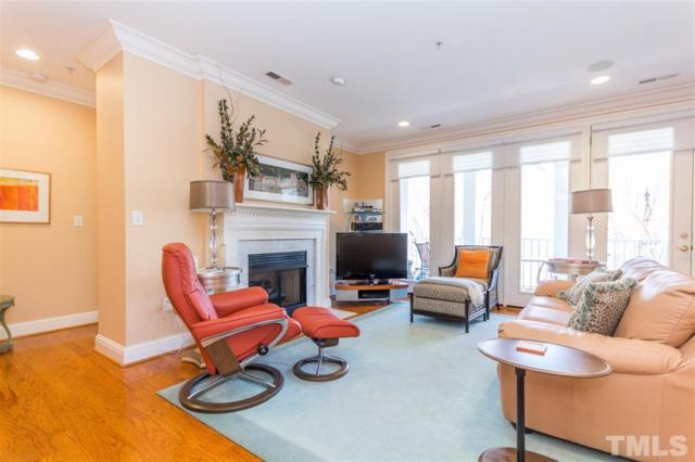 2901-205 Market Bridge Lane #205, Raleigh, NC 27608 (#2179407) :: The Abshure Realty Group