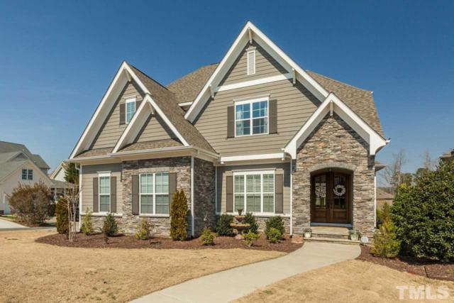 145 Synandra Lane, Holly Springs, NC 27540 (#2179418) :: The Abshure Realty Group