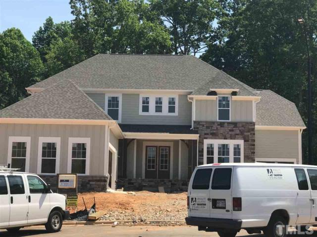 8741 Noble Flaire Drive, Raleigh, NC 27606 (#2179628) :: The Abshure Realty Group