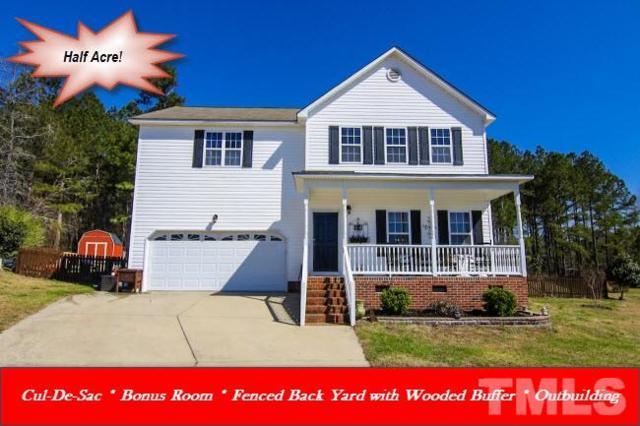 64 Golden Curls Court, Clayton, NC 27520 (#2179777) :: Rachel Kendall Team, LLC