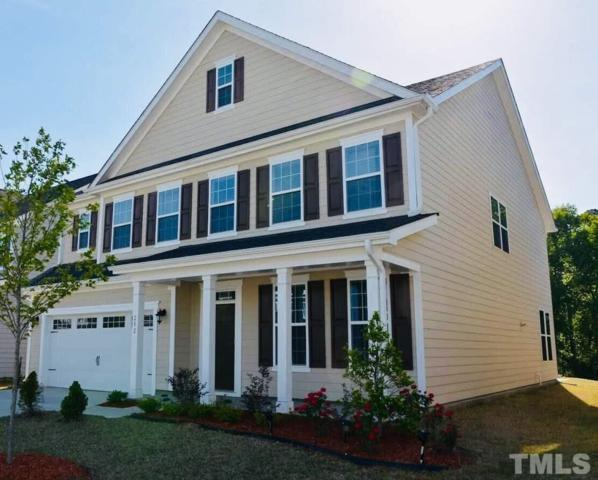 212 Atwood Drive, Holly Springs, NC 27540 (#2179878) :: The Perry Group