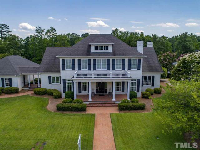 1093 N Lakeside Drive, Smithfield, NC 27577 (#2180082) :: The Abshure Realty Group
