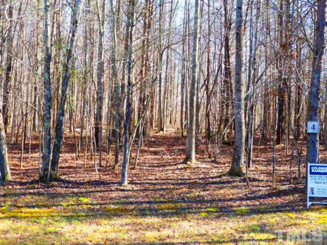 Lot 4 Westridge Road, Rougemont, NC 27572 (#2180149) :: Rachel Kendall Team