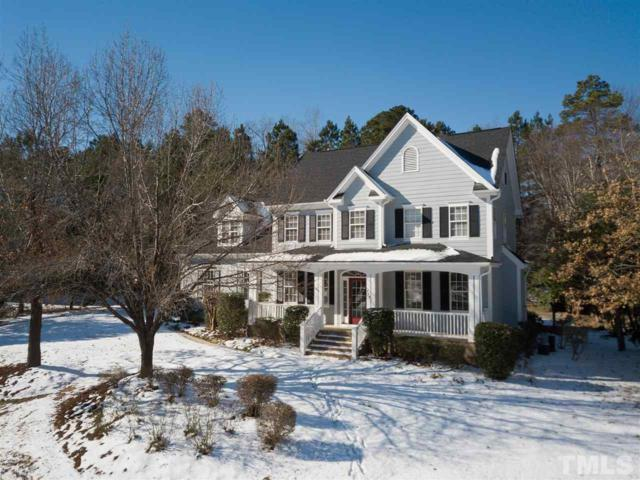 745 Parkridge Drive, Clayton, NC 27527 (#2180163) :: Marti Hampton Team - Re/Max One Realty
