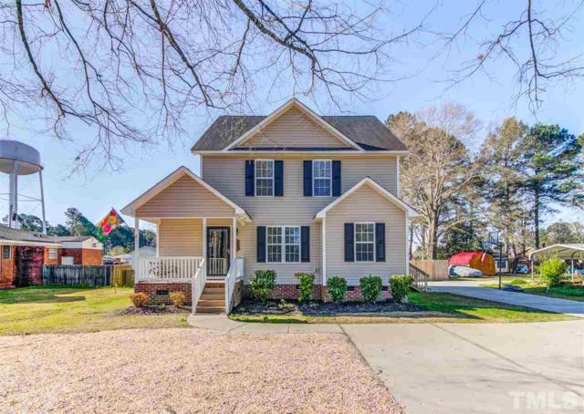 103 Hartley Drive, Smithfield, NC 27577 (#2180184) :: Rachel Kendall Team, LLC