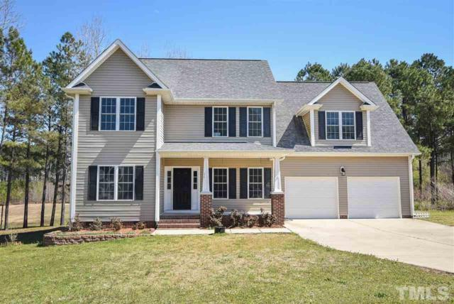 86 Mossburg Court, Bunnlevel, NC 27832 (#2180450) :: The Abshure Realty Group