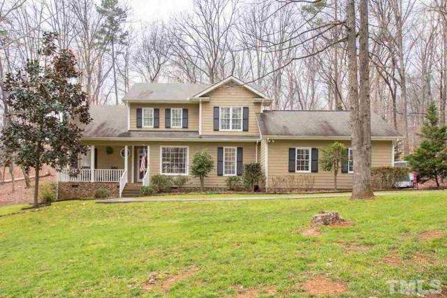 112 Hunters Ridge Road, Chapel Hill, NC 27517 (#2180858) :: The Jim Allen Group