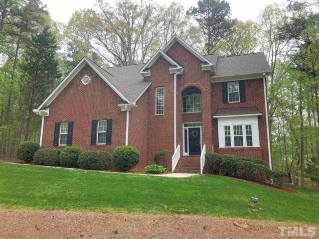 903 Hardscrabble Drive, Hillsborough, NC 27278 (#2180928) :: Rachel Kendall Team, LLC