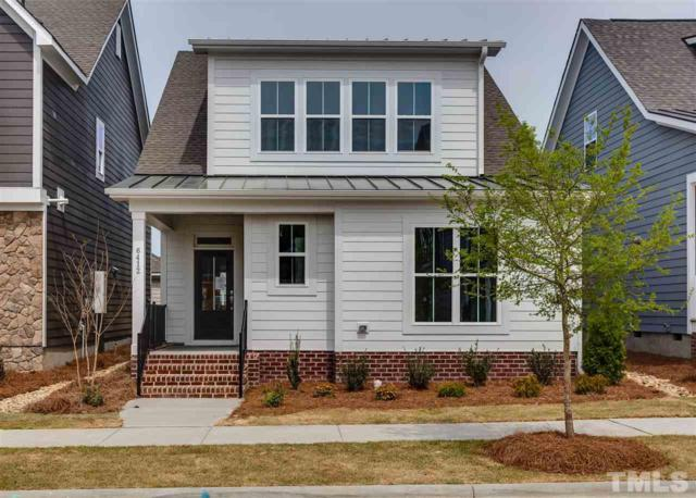 6412 Giddings Street 3073 Taylor II , Raleigh, NC 27616 (#2181030) :: The Abshure Realty Group