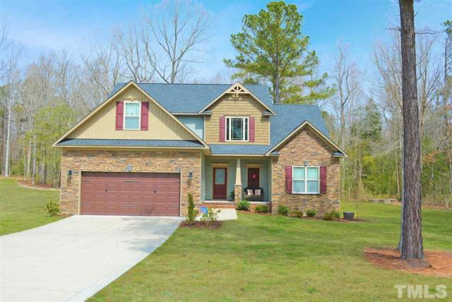 417 Wood Valley Drive, Four Oaks, NC 27524 (#2181061) :: The Jim Allen Group