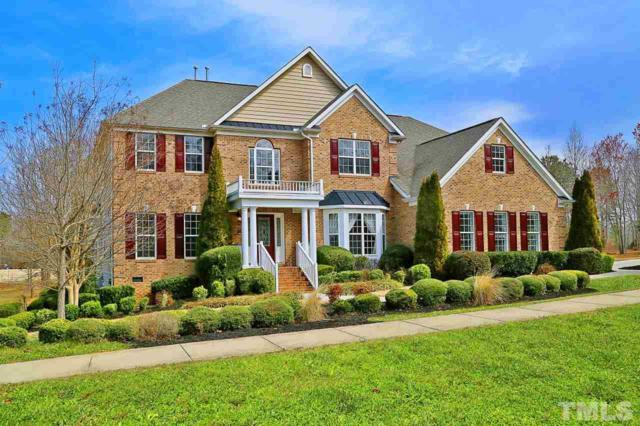 610 Long View Drive, Youngsville, NC 27596 (#2181088) :: The Abshure Realty Group