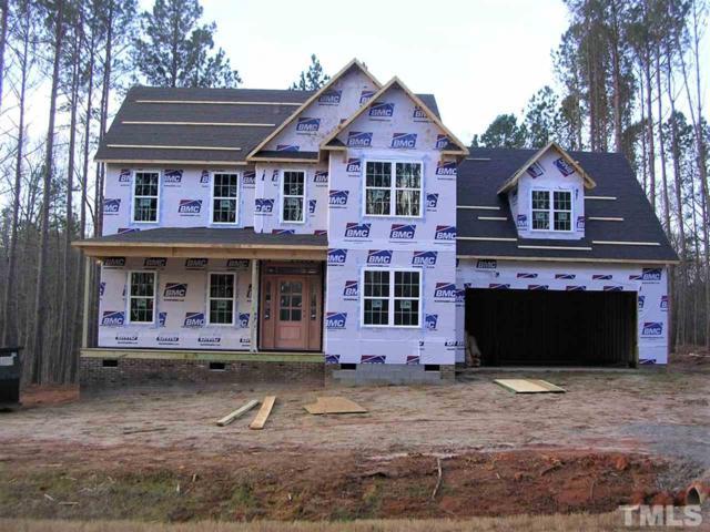 365 Knights Bridge Drive #25, Clayton, NC 27520 (#2181136) :: Raleigh Cary Realty
