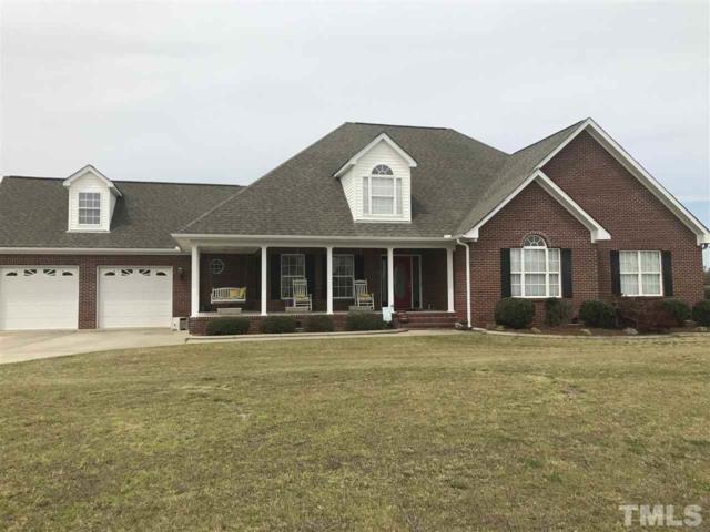 34 Woodall Farm Lane, Princeton, NC 27569 (#2181254) :: Rachel Kendall Team, LLC