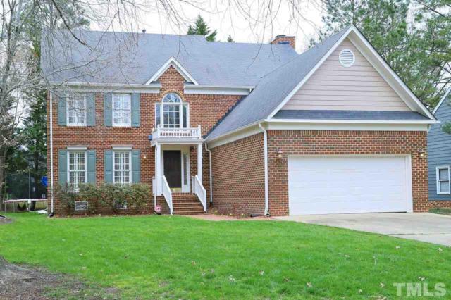 1335 Daventry Court, Chapel Hill, NC 27517 (#2181286) :: The Jim Allen Group