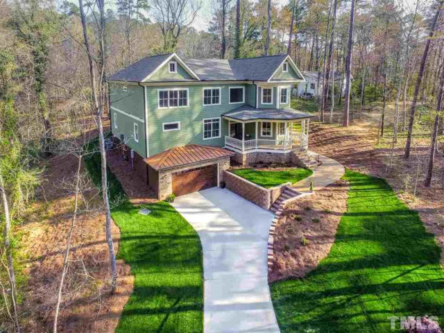 702 Coker Drive, Chapel Hill, NC 27517 (#2181732) :: Raleigh Cary Realty