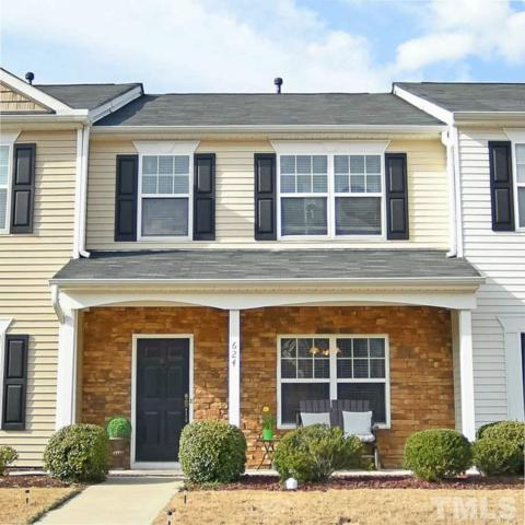 624 Laurens Way, Knightdale, NC 27545 (#2181897) :: The Abshure Realty Group