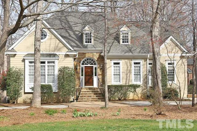 211 Bordeaux Lane, Cary, NC 27511 (#2181935) :: Raleigh Cary Realty