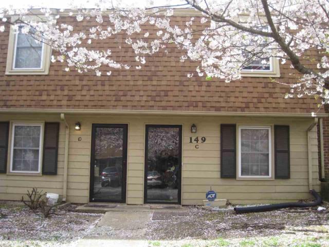 149 Jones Franklin Road Unit C, Raleigh, NC 27606 (#2181965) :: Marti Hampton Team - Re/Max One Realty