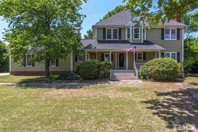8344 Muirfield Drive, Fuquay Varina, NC 27526 (#2182234) :: The Abshure Realty Group