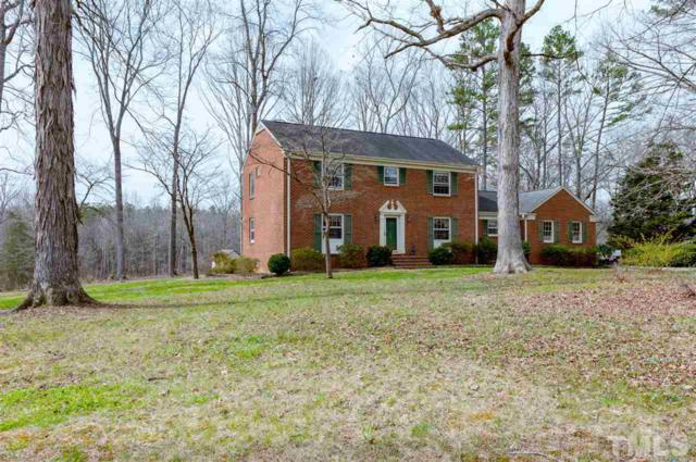 204 Edgewood Drive, Oxford, NC 27565 (#2182351) :: The Jim Allen Group