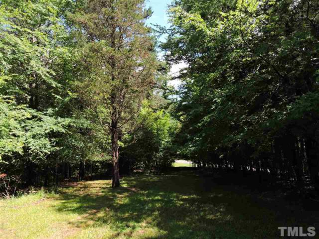 4.63 acres Decoy Drive, Roxboro, NC 27574 (#2182493) :: Morgan Womble Group