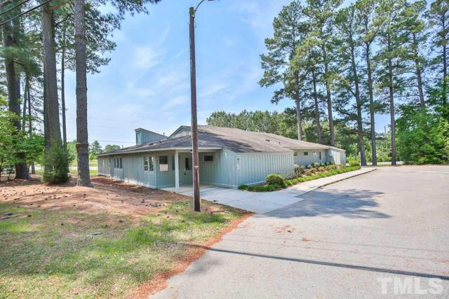 75 Old Graham Road, Pittsboro, NC 27312 (#2182512) :: Allen Tate Realtors