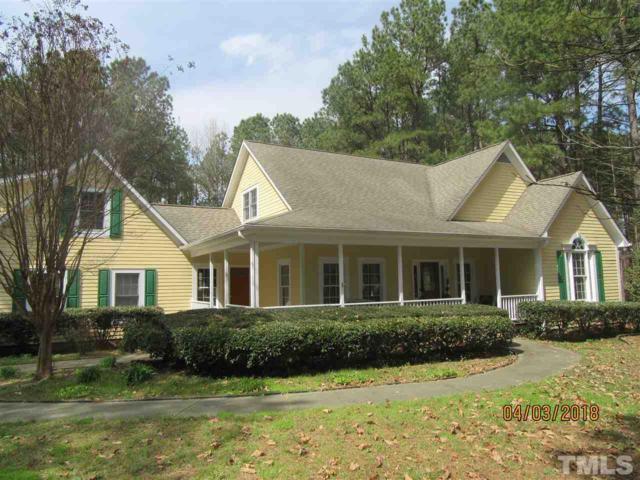 220 Longwood Drive, Youngsville, NC 27596 (#2182550) :: Rachel Kendall Team, LLC