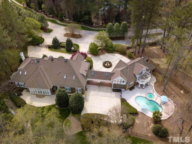 100 Chalon Drive, Cary, NC 27511 (#2182710) :: Raleigh Cary Realty