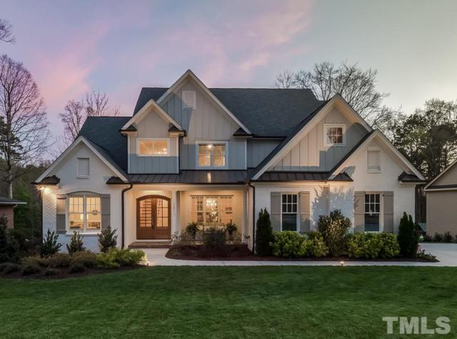 1101 Shelley Road, Raleigh, NC 27609 (#2182899) :: The Jim Allen Group