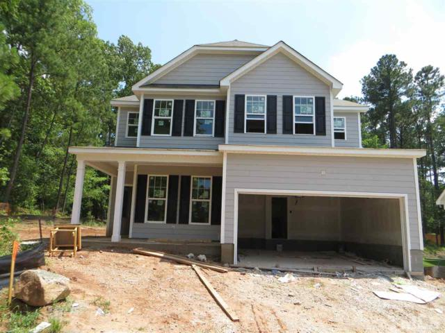 20 Richmond Court Lot 6, Durham, NC 27713 (#2183429) :: The Perry Group
