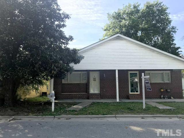 934 Blount Street, Smithfield, NC 27577 (#2183627) :: The Perry Group
