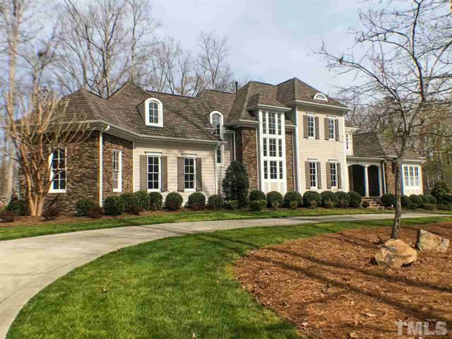 905 Vintage Hill Parkway, Durham, NC 27712 (#2183648) :: The Abshure Realty Group