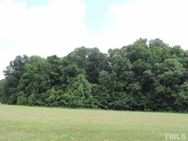 Lot 11 Hubb Court, Timberlake, NC 27583 (#2183666) :: Better Homes & Gardens | Go Realty