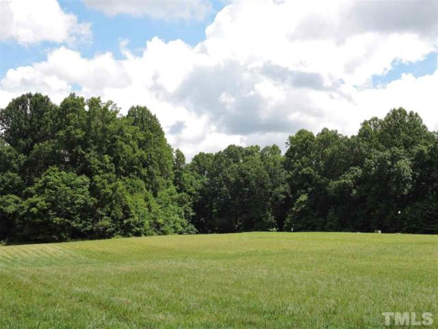 Lot 12 Hubb Court, Timberlake, NC 27583 (#2183667) :: Better Homes & Gardens | Go Realty
