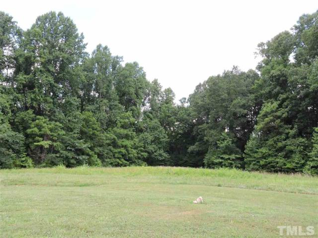 Lot 16 Hubb Court, Timberlake, NC 27583 (#2183671) :: Better Homes & Gardens | Go Realty