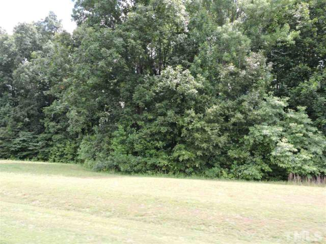 Lot 18 Hubb Court, Timberlake, NC 27583 (#2183673) :: Better Homes & Gardens | Go Realty