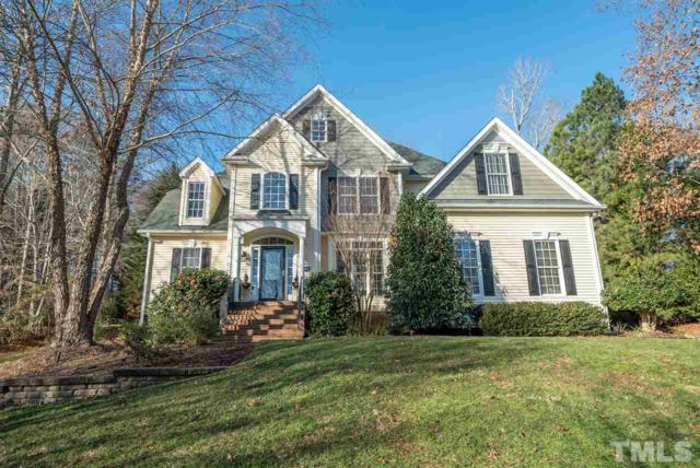 7805 Fairlake Drive, Wake Forest, NC 27587 (#2183686) :: The Jim Allen Group