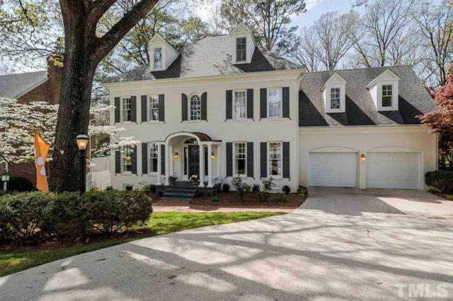 2005 Tradd Court, Raleigh, NC 27607 (#2183687) :: Raleigh Cary Realty