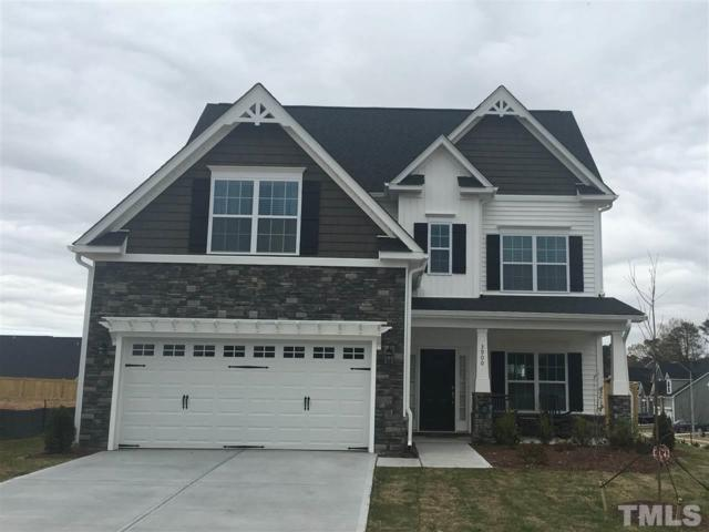 5193 Copain Cove, Fuquay Varina, NC 27526 (#2183729) :: The Abshure Realty Group