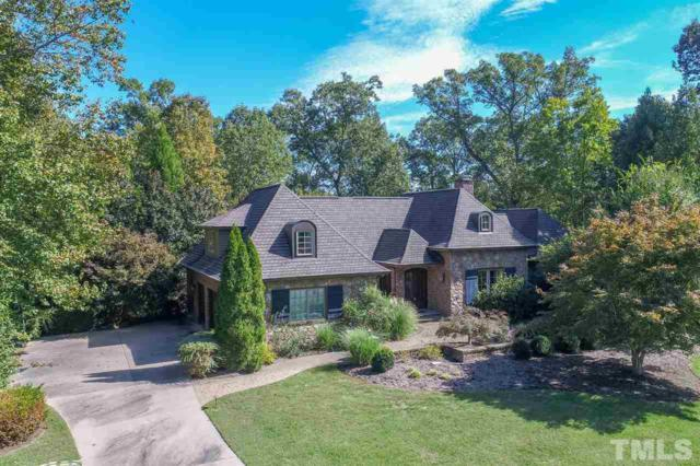 105 Botanical Way, Chapel Hill, NC 27517 (#2183750) :: Raleigh Cary Realty