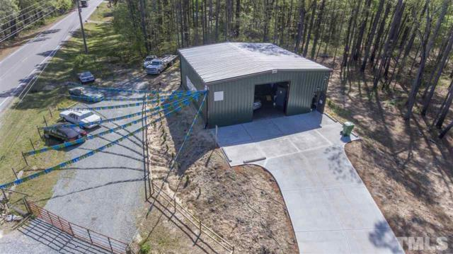 8947 W Nc 27 Highway, Lillington, NC 27546 (#2184197) :: The Abshure Realty Group