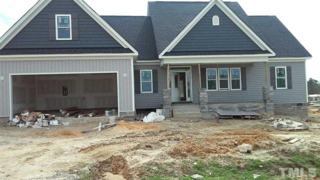 34 Tupelo Trail, Four Oaks, NC 27524 (#2184497) :: The Perry Group