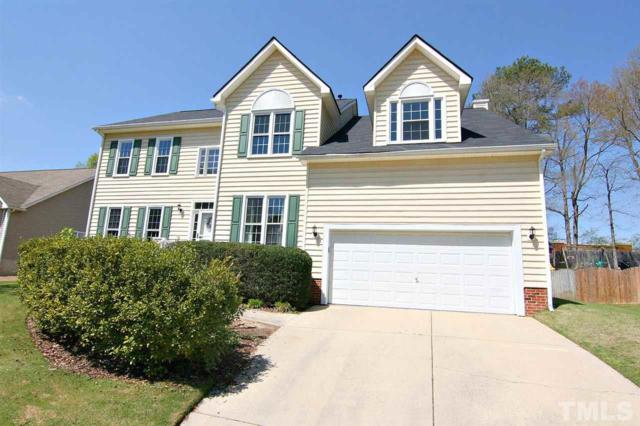 1214 Anora Drive, Apex, NC 27502 (#2184661) :: The Abshure Realty Group