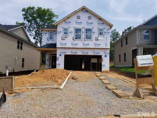 4009 Reunion Creek Parkway, Apex, NC 27539 (#2184730) :: The Perry Group