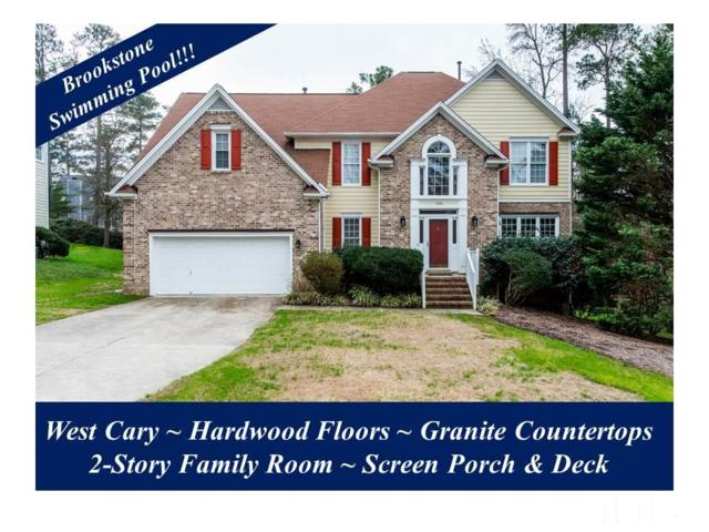 105 Lewey Brook Drive, Cary, NC 27519 (#2184821) :: The Abshure Realty Group