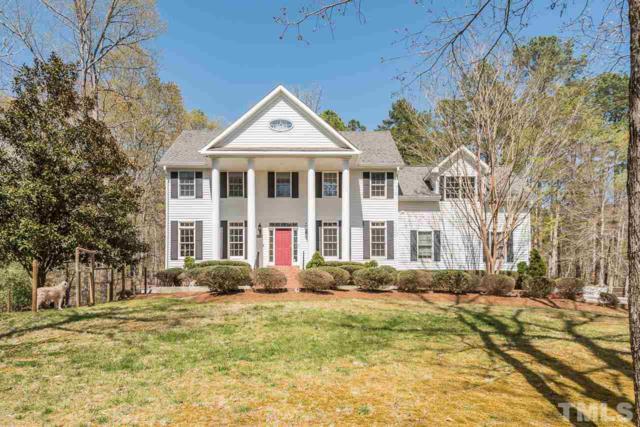 1124 Redbud, Pittsboro, NC 27312 (#2184851) :: Raleigh Cary Realty